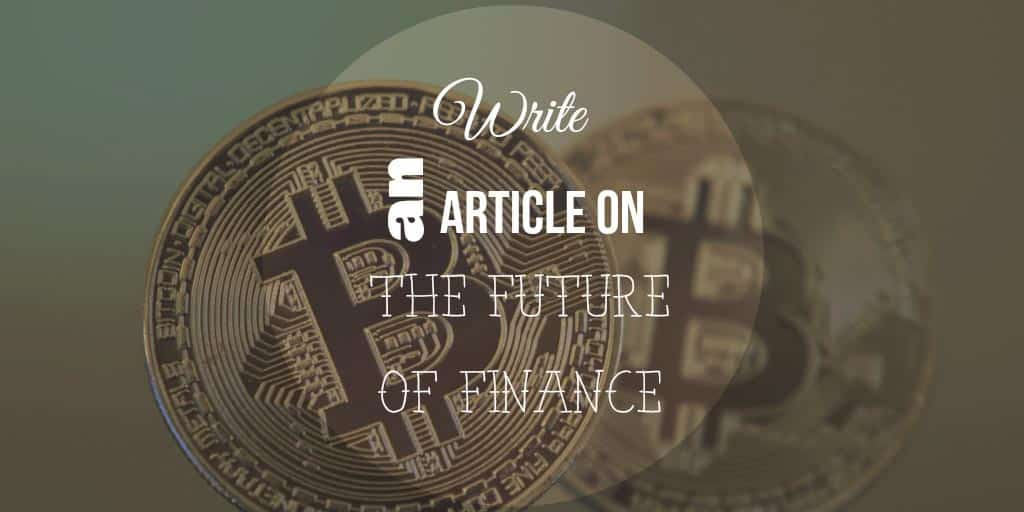 Future of Finance – Article