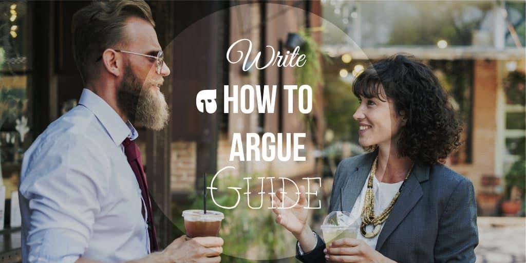 How to Argue Effectively